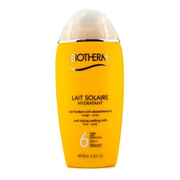 Biotherm Lait Solaire SPF 6 UVA/UVB Protection Melting Milk  200ml/6.76oz