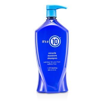 It's A 10 Miracle Moisture Shampoo  1000ml/33.8oz