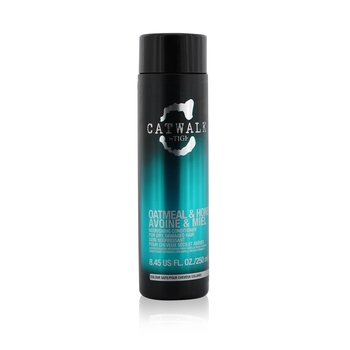Tigi Condicionador Hidratante Catwalk Oatmeal & Honey (Cabelo Seco & Danificado)  250ml/8.45oz