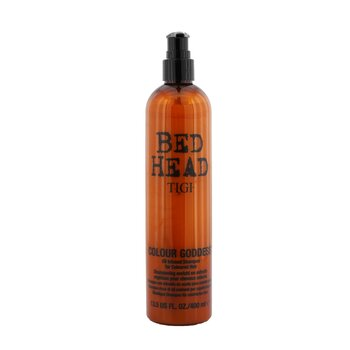 Tigi Bed Head Colour Goddess Oil Infused Shampoo (For Coloured Hair)  400ml/13.5oz