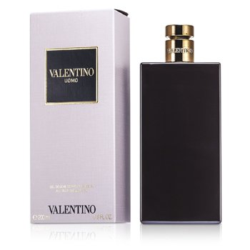 Valentino Żel do mycia ciała i włosów Valentino Uomo All Over Shower Gel  200ml/6.8oz