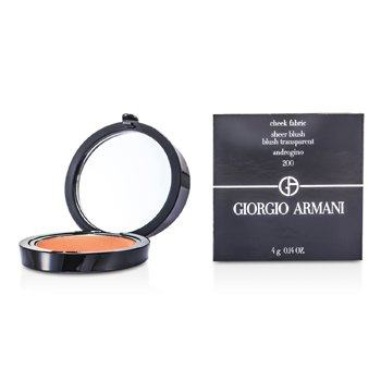 Giorgio Armani Blush Cheek Fabric Sheer - # 200 Androgino  4g/0.14oz