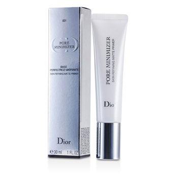 Christian Dior Pore Minimizer Skin Refining Matte Primer - # 001  30ml/1oz