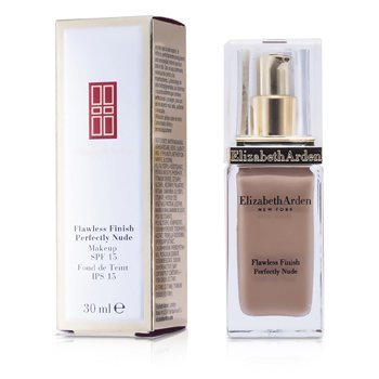 Elizabeth Arden Flawless Finish Perfectly Nude Makeup SPF 15 - # 19 Toasty Beige  30ml/1oz