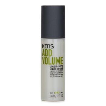 KMS California Płynny pył do włosów Add Volume Liquid Dust (Massive Re-Workable Volume)  50ml/1.7oz