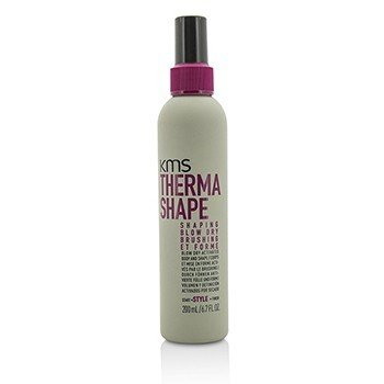KMS California Therma Shape Shaping Blow Dry Brushing (Blow Dry Activated Body and Shape)  200ml/6.7oz