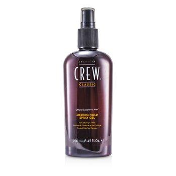 American Crew Men Medium Hold Spray Gel (Easy Styling Control)  250ml/8.45oz
