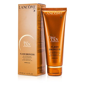 Lancome Flash Bronzer Self-Tanning Gel (Legs)  125ml/4.2oz