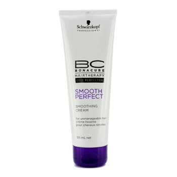 Schwarzkopf BC Smooth Perfect Smoothing Cream (For Unmanageable Hair)  125ml/4oz