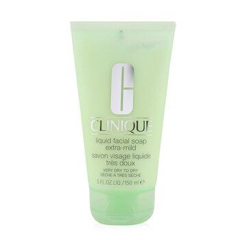 Clinique Sabonete Facial Liquido  (Pele Seca á Muito Seca)  150ml/5oz