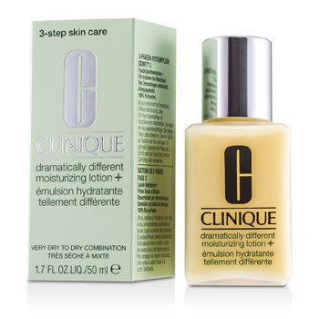 Clinique Dramatically Different Loción Hidratante + (Piel Muy Seca a Seca Mixta; Botella)  50ml/1.7oz