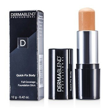 Dermablend Quick Fix Body Full Coverage Foundation Stick - Honey  12g/0.42oz