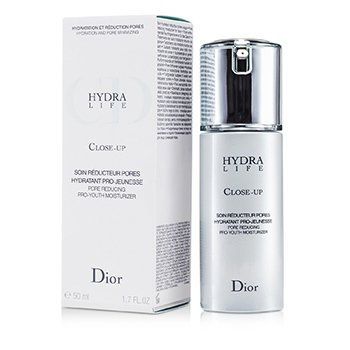 Christian Dior Hydra Life Close-Up Hidratante Pro Juventud Reductor de Poros  50ml/1.7oz