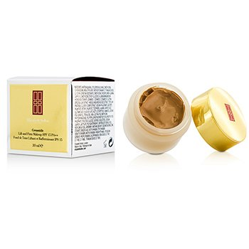Elizabeth Arden Ceramide Lift & Firm Makeup SPF 15 - # 04 Sandstone  30ml/1oz