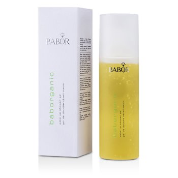 Babor Baborganic Wake Up Gel de Duș  200ml/6.7oz