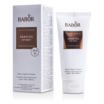 Babor کرم دست روزانه Shaping For Body  100ml/3.3oz