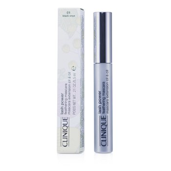 Clinique Lash Power Feathering Máscara - # 01 Black Onxy  5.5ml/0.21oz