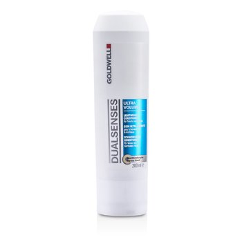 Goldwell Dual Senses Ultra Volume Lightweight Conditioner (For Fine to Normal Hair)  200ml/6.7oz