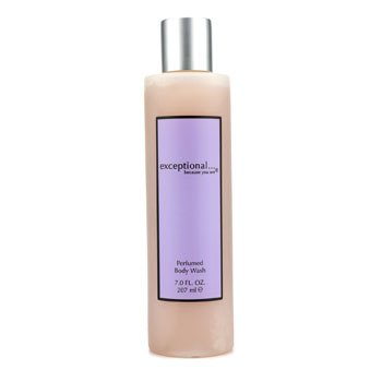 Exceptional Parfums Exceptional Beause You Are غسول الجسم المعطر  207ml/7oz