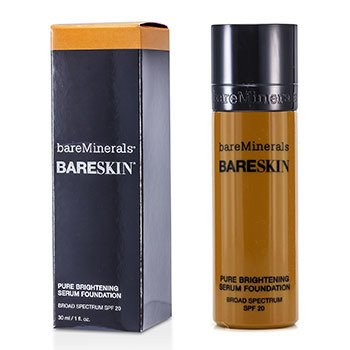 BareMinerals BareSkin Pure Brightening Serum Foundation SPF 20 - # 17 Bare Maple  30ml/1oz