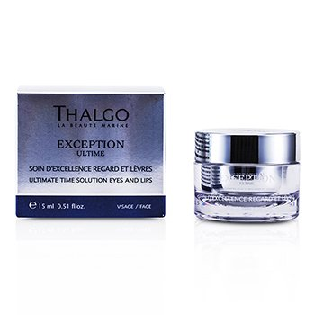 Thalgo Exception Ultime Ultimate Time Solution Crema de Ojos & Labios  15ml/0.51oz