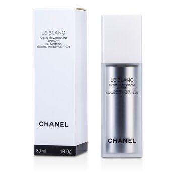Chanel Le Blanc Concentrado Iluminante Aclarante  30ml/1oz