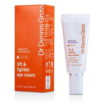 Dr Dennis Gross Lift & Lighten Eye Cream (Tube)  15ml/0.5oz