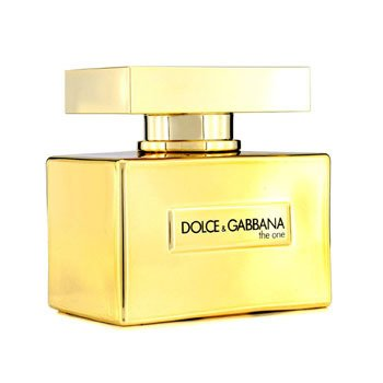 Dolce & Gabbana The One Gold Eau De Parfum Spray (Edición Limitada 2014)  50ml/1.6oz