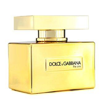 Dolce & Gabbana The One Gold Eau De Parfum Spray (Edición Limitada)  75ml/2.5oz