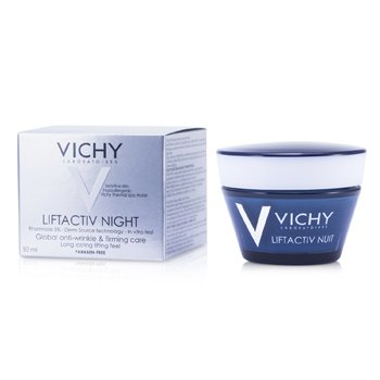 Vichy LiftActiv Night Global Anti-Wrinkle & Firming Care - טיפול לילה ממצק נגד קמטים  50ml/1.69oz