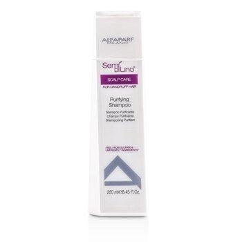 AlfaParf Semi Di Lino Scalp Care Purifying Shampoo (For Dandruff Hair)  250ml/8.45oz