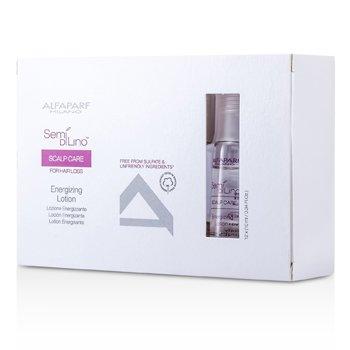 AlfaParf Semi Di Lino Scalp Care Energizing Lotion (For Hair Loss)  12x10ml/0.34oz