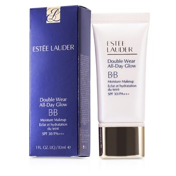 Estee Lauder Double Wear All Day Glow BB Moisture Makeup SPF 30 - # Intensity 3.0  30ml/1oz
