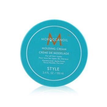 Moroccanoil Molding Cream (For All Hair Types)  100ml/3.4oz