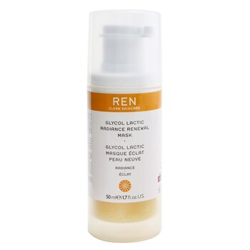 Ren Glycolactic Radiance Renewal Mask  50ml/1.7oz