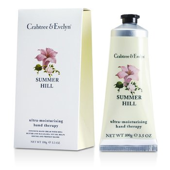 Crabtree & Evelyn Summer Hill Ultra-Moisturising Hand Therapy  100g/3.5oz