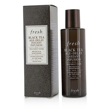 Fresh Black Tea Infusión Instantánea Retrasadora de Edad  120ml/4oz