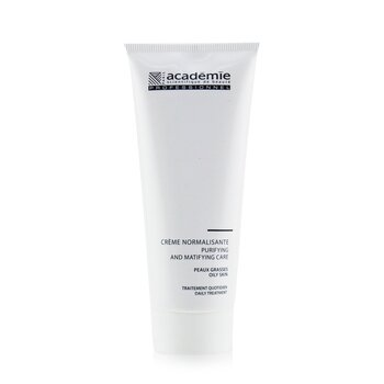 Academie Hypo-Sensible Purifying & Matifying Cream (For Oily Skin) (Salon Size)  100ml/3.4oz