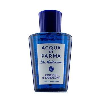 Acqua Di Parma Blu Mediterraneo Ginepro Di Sardegna Gel de Ducha Energizante  200ml/6.7oz
