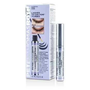 Peter Thomas Roth Lashes To Die For Turbo Nighttime Eyelash Treatment  4.7ml/0.16oz