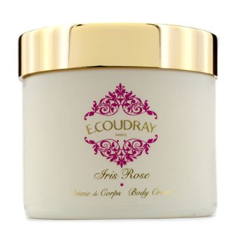 E Coudray Iris Rose Perfumed Body Cream (New Packaging)  250ml/8.4oz