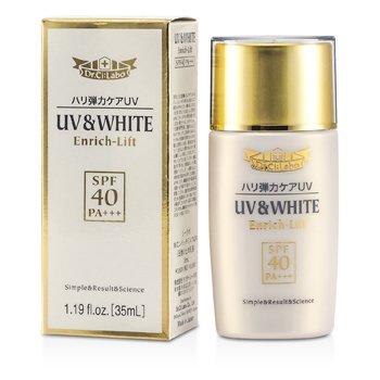 Dr. Ci:Labo UV & White Enrich-Lift SPF 40 PA+++  35ml/1.19oz