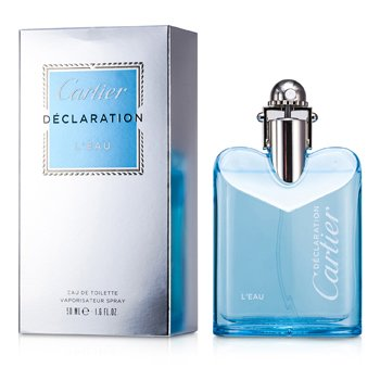 Cartier Declaration L'Eau Eau De Toilette Spray  50ml/1.6oz