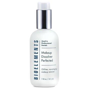 Bioelements Disolvente de Maquillaje Perfeccionado - Libre de Aceite, Removedor de Maquillaje No Picante (Producto Salón)  118ml/4oz
