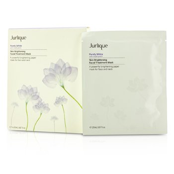 Jurlique Purely White Skin Brightening Facial Treatment Mask  5x20ml/0.67oz