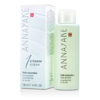 Annayake Preparative Fluid For Oily Skin  100ml/3.4oz
