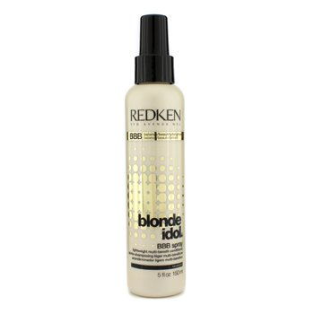 Redken Blonde Idol BBB Spray Acondicionador Multi Beneficio Ligero (Para Cabello Rubio Hermoso)  150ml/5oz