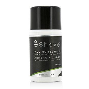 EShave Sun Protection Hidratante Facial - White Tea  50g/1.7oz