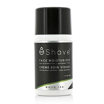 EShave Sun Protection Face Moisturizer - White Tea  50g/1.7oz
