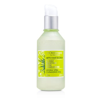 L'Occitane Angelica Hydra Vital Cleansing Gel  200ml/6.7oz